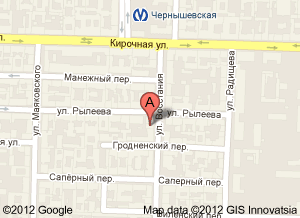 Суд Центрального района Санкт-Петербурга